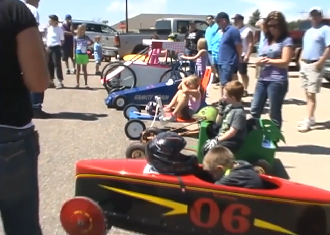 Lincoln County Colorado Media Coverage soap-racers2