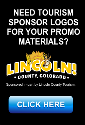 Get logos to promote Lincoln County Colorado Tourism on your event posters and online promotions