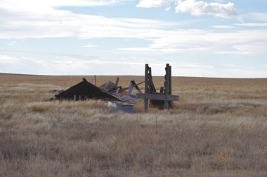 Shaw - Colorado Ghost Town
