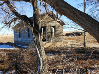 Abandoned House near Amy, Colorado Ghost Stories