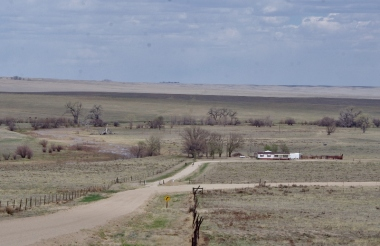 Ghost Riders traveled the eastern plains of Colorado right through what is today Lincoln County.