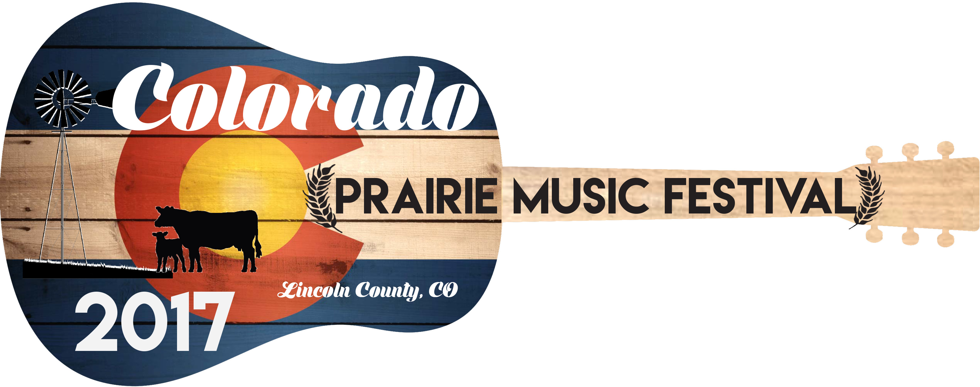 Colorado Prairie Music Festival Guitar 2017